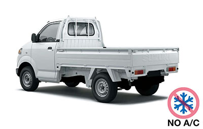 Single-Cab Pickup Truck 4x2
