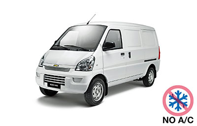 Furgón Gasolina (Van de carga)