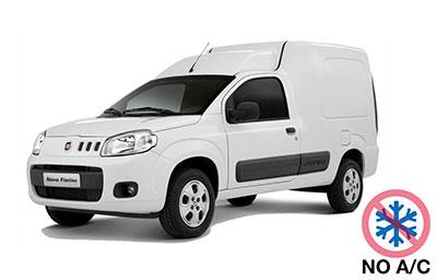 Furgón Plus Gasolina (Van de carga)